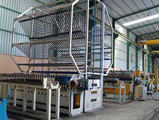 Welded Wire Mesh Plants
