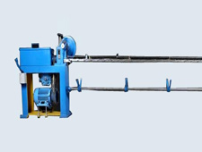 Wire Straightening & Cutting-Off Machines