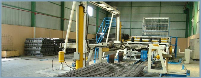 Concrete Reinforcement Mesh Plants-SECO-250