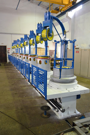 Wire Drawing Plants